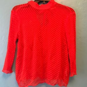 & other stories red blouse
